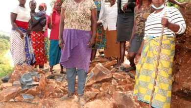 Photo of Kenyan women are crushing stone and stereotypes at the same time