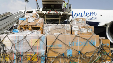 Photo of 32 Tons of UNICEF Humanitarian Supplies Arrived in Afghanistan