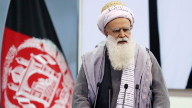 Photo of Sayyaf Challenges the Taliban over Sharia Law