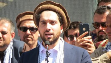 Photo of Afghanistan Needs an Inclusive Government, Ahmad Massoud Says